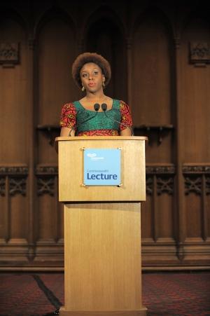 Chimamanda Ngozi Adichie _stand